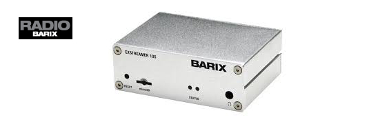 barix exstreamer 105p